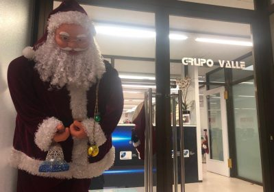 Navidad grupo valle